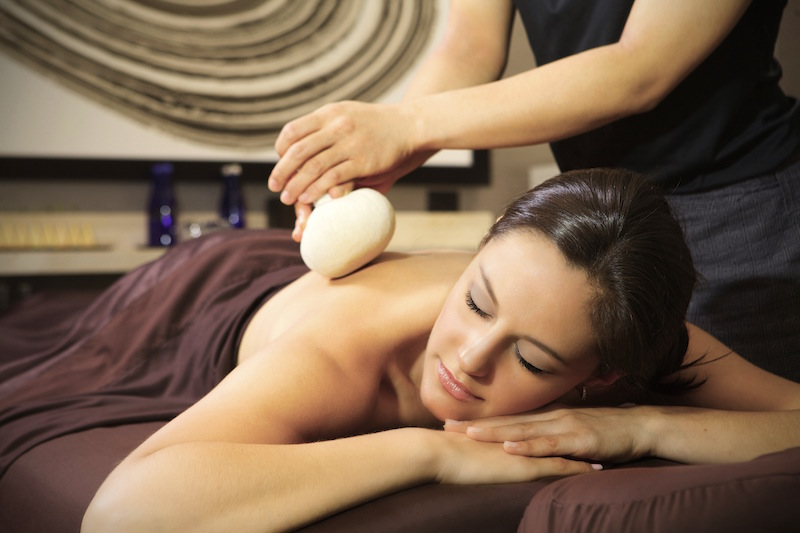 Historic-Castle-Hotel-and-Spa-Herbal-Ball-Treatment
