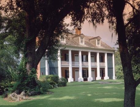 Shadows on the Teche				 - National Trust for Historic Preservation