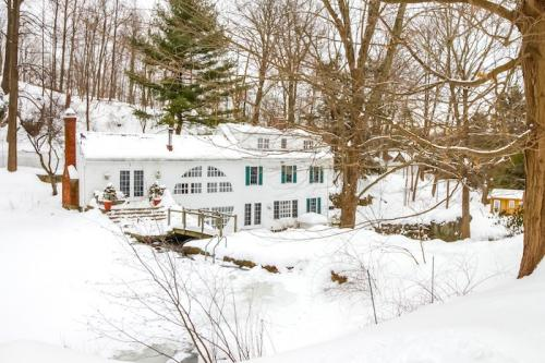 Impeccably Renovated Mill, Ridgefield, CT