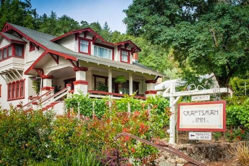 Craftsman Inn, Calistoga,