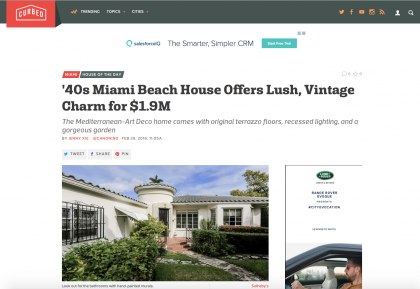 Curbed Miami - February 29, 2016